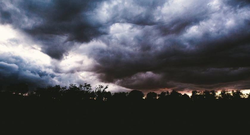 Wiadomości, region nadciąga potężna burzowa Szykuje ostry łomot - zdjęcie, fotografia