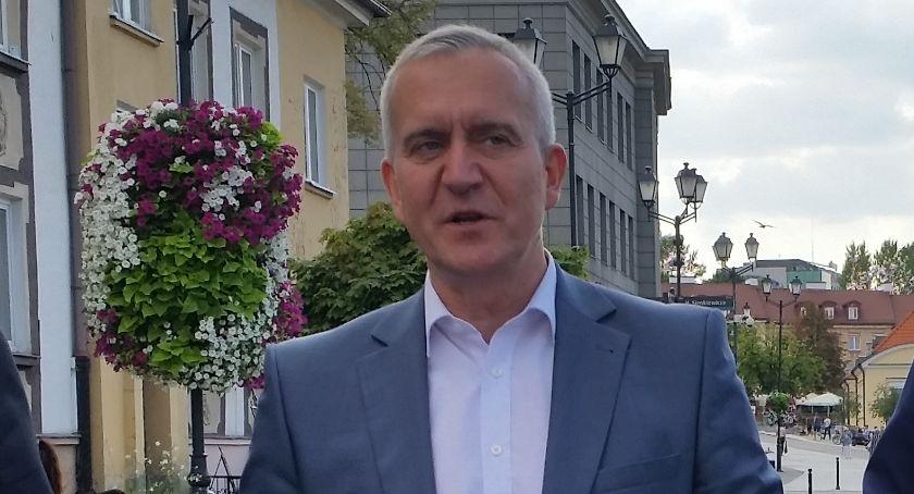 Polityka, Synowie znanych ojców poseł Tyszkiewicz Czyli Koalicji Obywatelskiej lista Sejmu - zdjęcie, fotografia