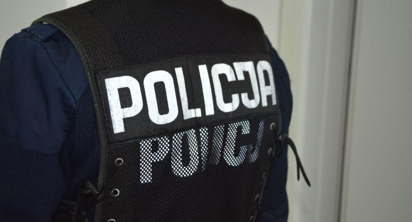 Wiadomości, Mężczyzna został zatrzymany podejrzany kradzież plebanii - zdjęcie, fotografia