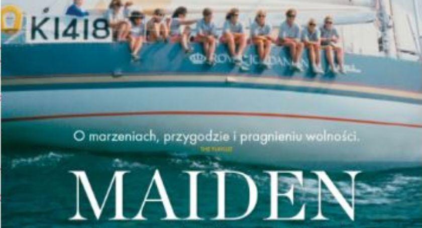 """Kultura, Forum zaprasza premierę """"Maiden"""" - zdjęcie, fotografia"""