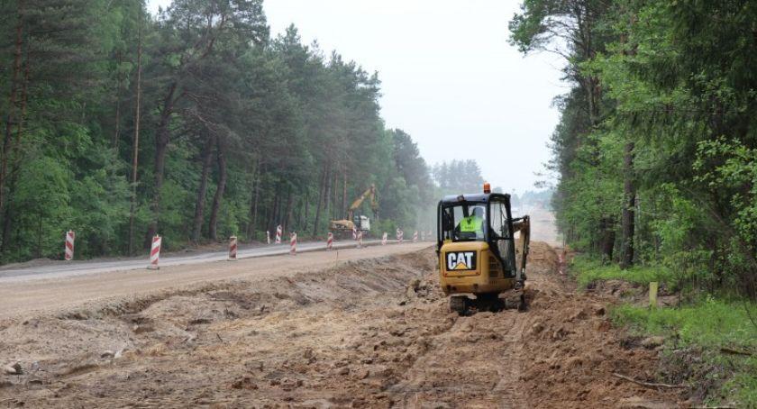 Wiadomości, GDDKiA musiała ogłosić kolejny przetarg budowę drogi Suwałki granica państwa - zdjęcie, fotografia