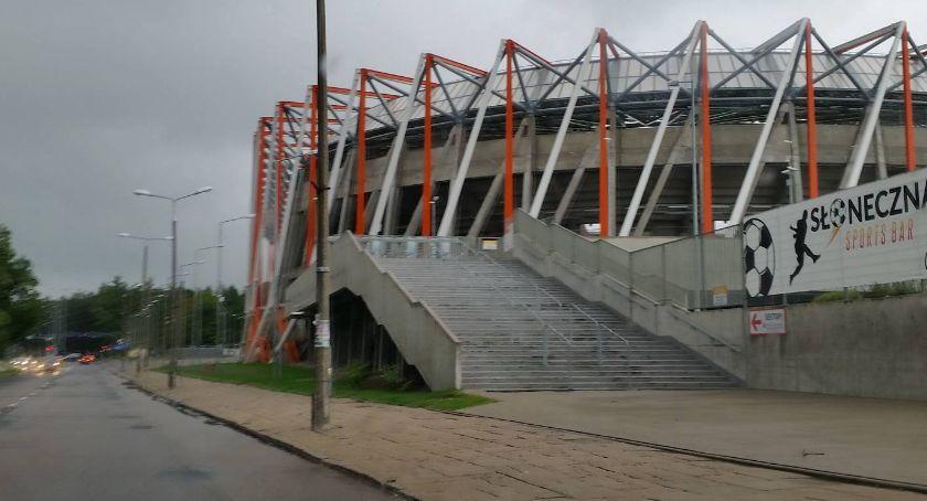 Wiadomości, Stadion Miejski Lecha Kaczyńskiego Spotted Białystok wybrał - zdjęcie, fotografia