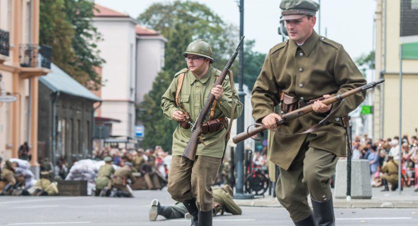 Wiadomości, Kolejny zobaczymy rekonstrukcję Bitwy Białostockiej - zdjęcie, fotografia