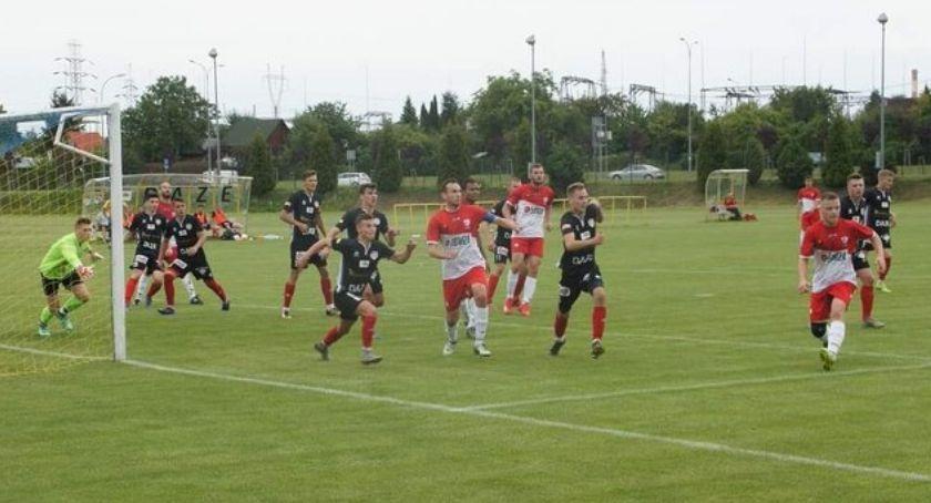 MOSP Białystok, wszedł sezon remisując Łomżą - zdjęcie, fotografia
