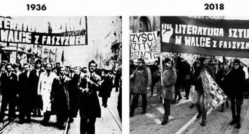 Kultura, Sztuka przeciw faszyzmowi Galerii Arsenał - zdjęcie, fotografia