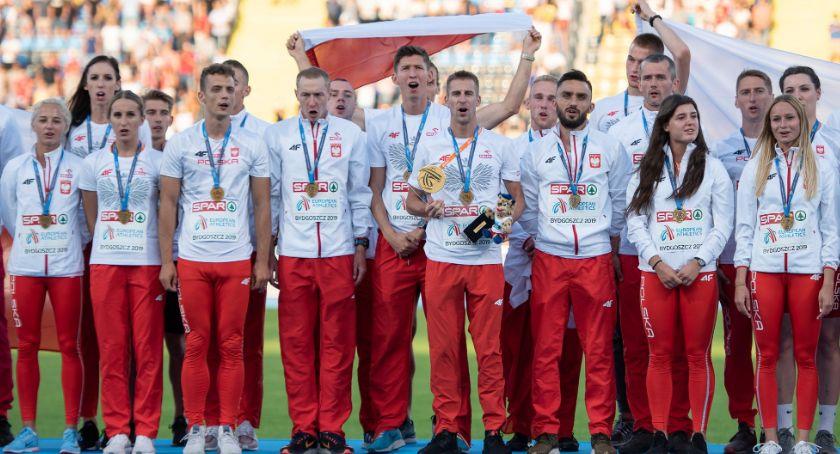 Sport, Drużynowe Mistrzostwa Europy lekkoatletyce mocnym podlaskim akcentem - zdjęcie, fotografia