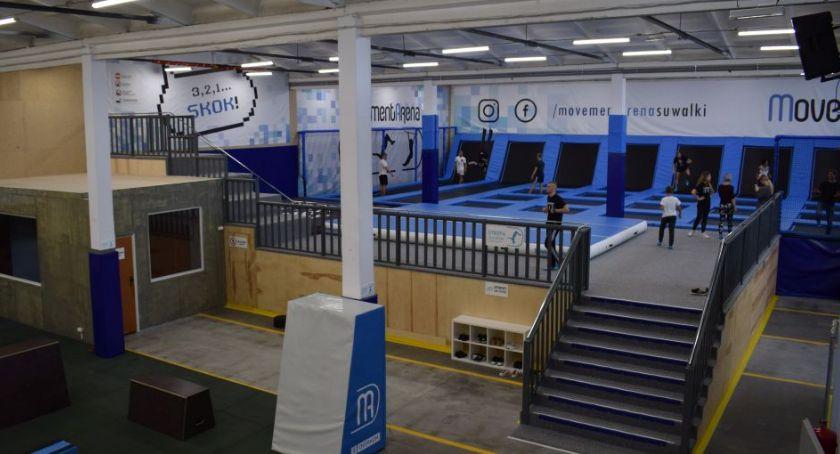 Sport, Suwałki mają nową dużą bazę sportową - zdjęcie, fotografia