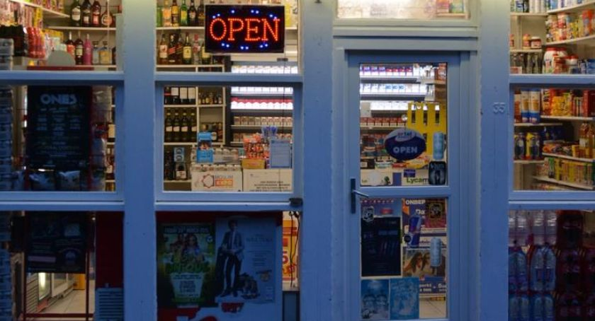 Wiadomości, czwartek zakupy tylko nielicznych miejscach - zdjęcie, fotografia