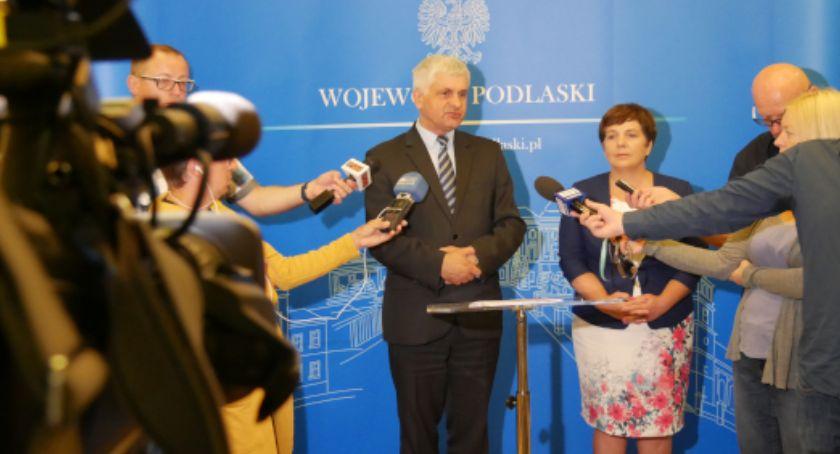 Wiadomości, Przed wakacjami odbędzie okrągły stół edukacyjny udziałem ministra wojewody - zdjęcie, fotografia