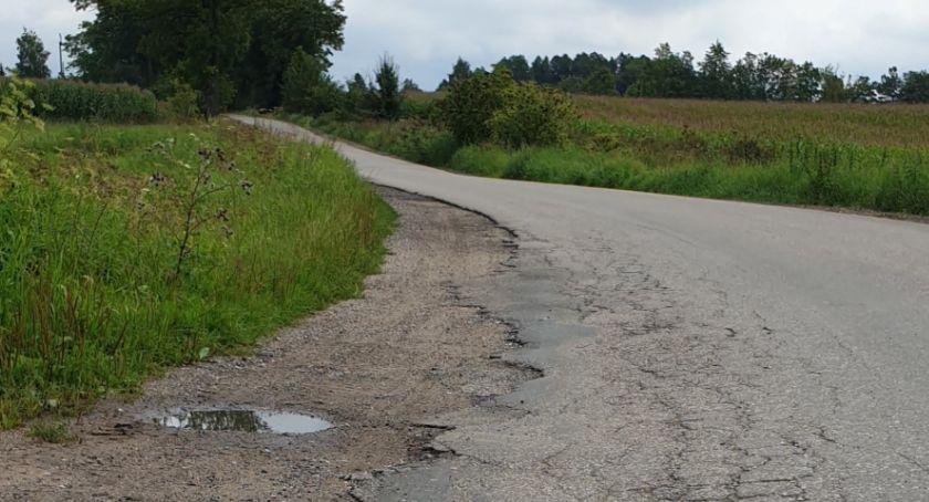 Wiadomości, Wkrótce rozpocznie modernizacja drogi Henrykowa Sobolewa - zdjęcie, fotografia