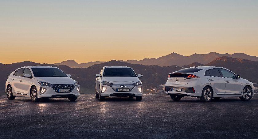 Motoryzacja, Stworzyli bezpieczny samochód Hyundai Ioniq bardzo dobrym wynikiem testach zderzeniowych - zdjęcie, fotografia