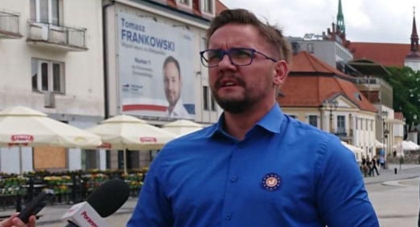 Polityka, Paweł Krutul Wiosny podlaską jedynką liście Lewicy - zdjęcie, fotografia