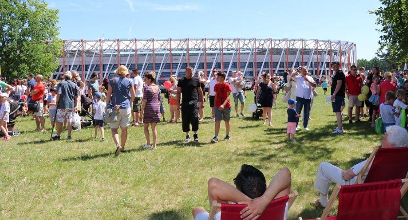 Styl życia, Przed meczem Jagiellonii będzie piknik rodzinny stadionie miejskim - zdjęcie, fotografia