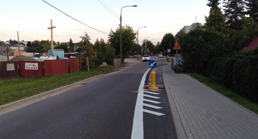 Wiadomości, Szerokiej drogi…! Narewskiej - zdjęcie, fotografia