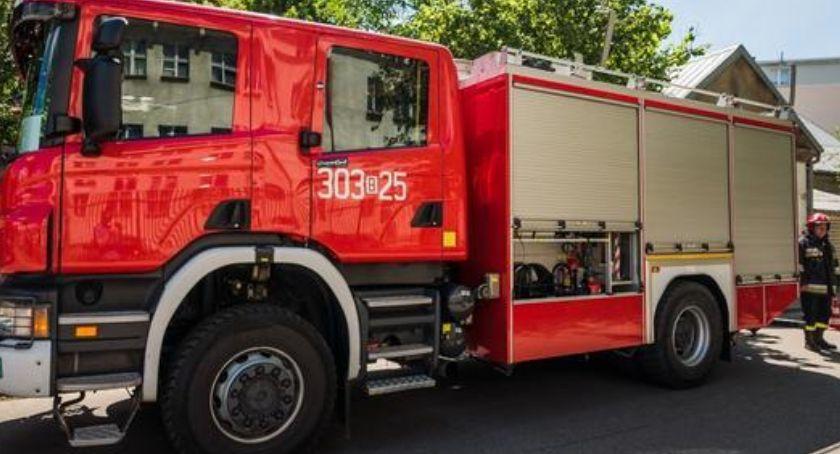 Wiadomości, Strażacy mogą aplikować środki szkolenia - zdjęcie, fotografia