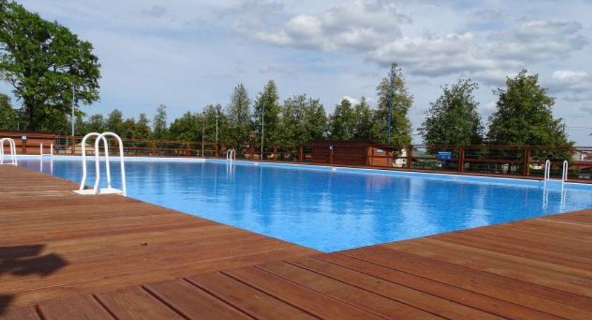 Styl życia, Ostatni moment skorzystać basenów miejskich Hajnówce - zdjęcie, fotografia
