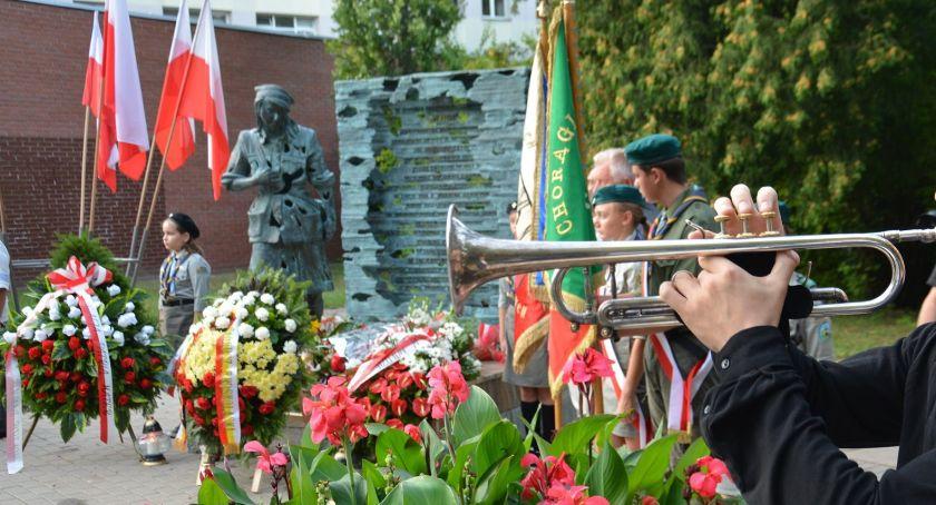 Wiadomości, Komuniści zamordowali Inkę Białostoczanie pamiętali oddać hołd - zdjęcie, fotografia