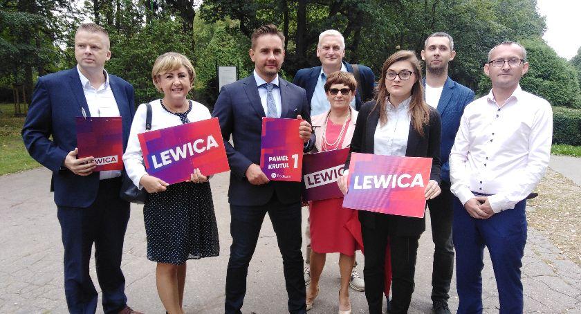 Wiadomości, Wiemy Podlaskiem tworzy całą lewicową listę Sejmu - zdjęcie, fotografia