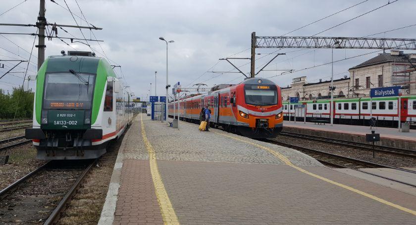 Gospodarka, Połączenia kolejowe wracają łask całym kraju mają przywracane - zdjęcie, fotografia