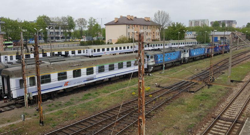 Gospodarka, Bieżący przyniósł wzrost kolejowych przewozów cargo - zdjęcie, fotografia