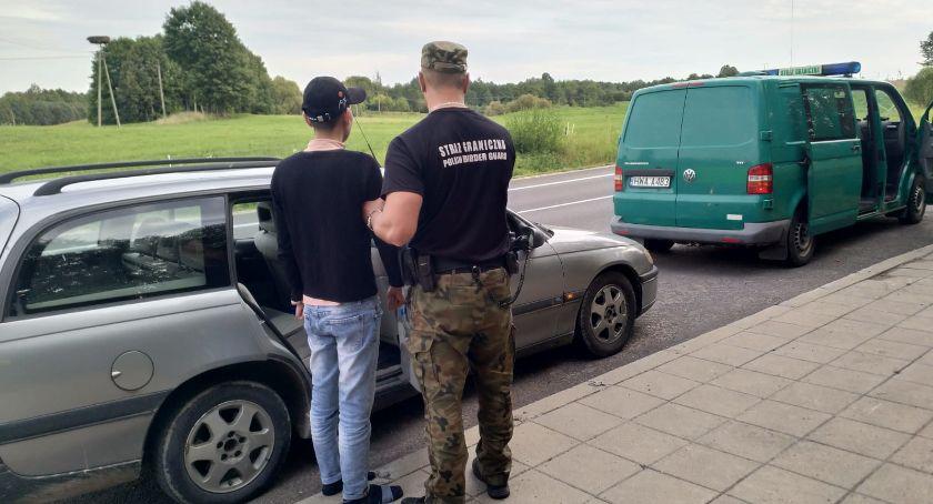 Wiadomości, Przez granicę stopa Wietnamczycy powrotem Litwę kierowca odsiadki - zdjęcie, fotografia