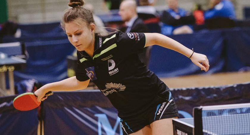 Sport, ligowe punkty Narodowym powalczą tenisiści Dojlid - zdjęcie, fotografia