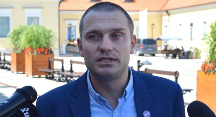 Wiadomości, Podlaski działacz partii Razem ożenił - zdjęcie, fotografia