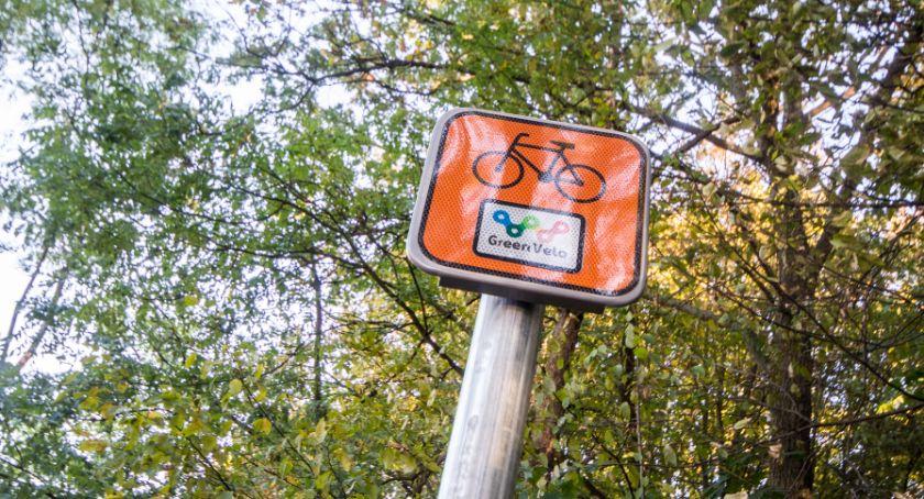 Styl życia, Warto podróżować rowerem trasie Green - zdjęcie, fotografia