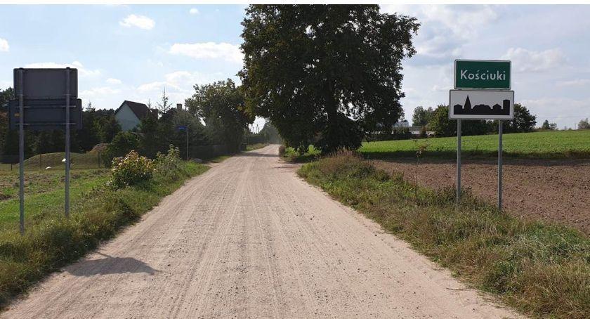 Wiadomości, Szykuje przebudowa dwóch dróg powiecie białostockim - zdjęcie, fotografia