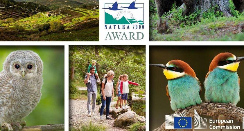 Wiadomości, końca miesiąca można zgłaszać kandydatów Europejskiej Nagrody Natura - zdjęcie, fotografia