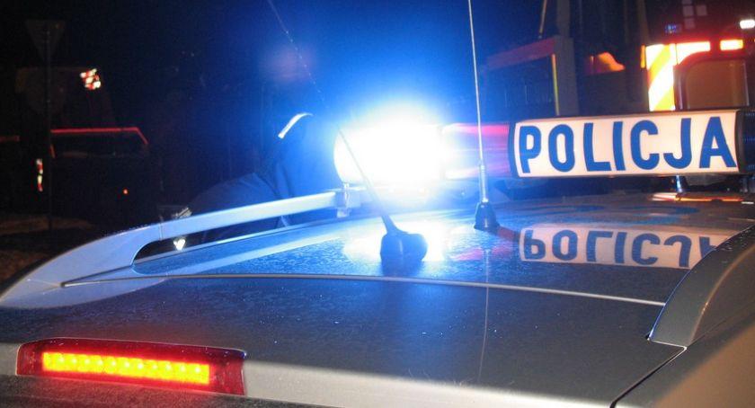 Wiadomości, Kobieta zgubiła lesie Policjanci znaleźli minutach - zdjęcie, fotografia