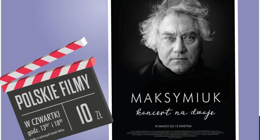 """Kultura, Kultura Dostępna """"Maksymiuk Koncert dwoje"""" bilety - zdjęcie, fotografia"""