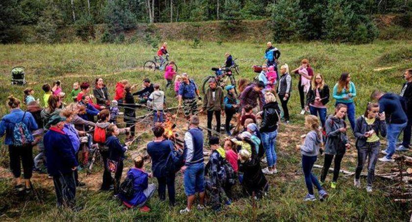 Wiadomości, Piknik ekologiczny Lesie Turczyńskim Mieszkańcy przypomną trzeba chronić - zdjęcie, fotografia