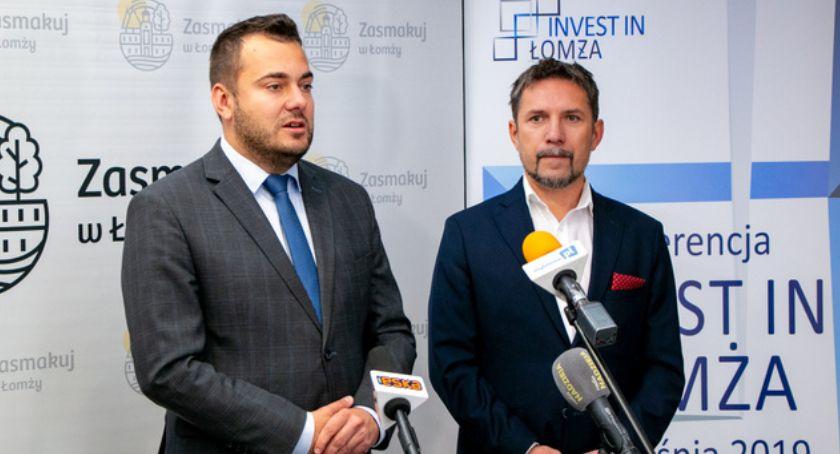 Lokalny biznes, Łomża przygotowuje Wschodniego Kongresu Gospodarczego - zdjęcie, fotografia