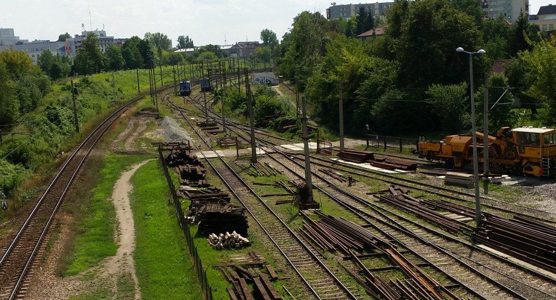 Wiadomości, Kolejowa obwodnica Białegostoku może domach mieszkańców - zdjęcie, fotografia