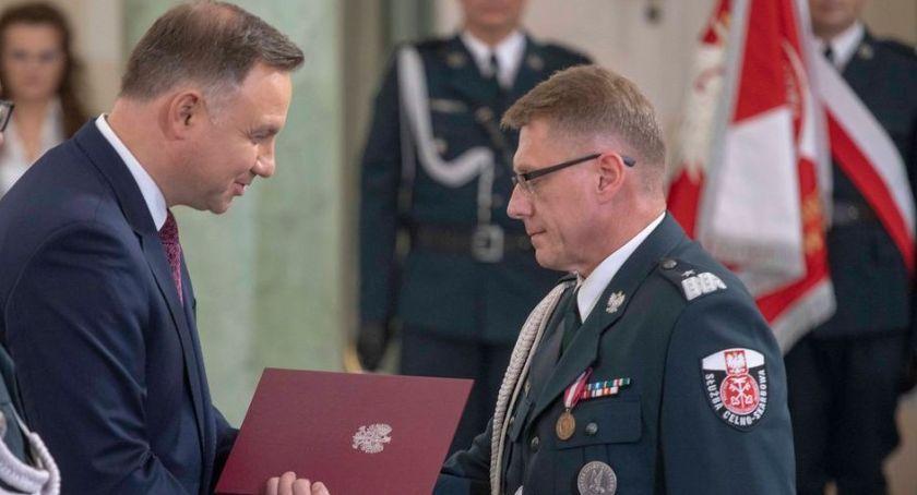 Wiadomości, korpusie generałów administracji skarbowej przybył kolejny Podlasia - zdjęcie, fotografia