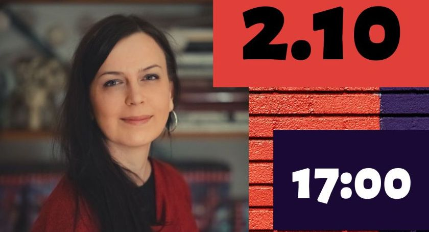 Kultura, Agnieszka Zajdowicz spotka czytelnikami Książnicy Podlaskiej - zdjęcie, fotografia