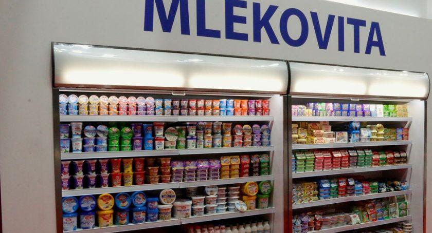 Lokalny biznes, Mlekovita zgarnęła pulę nagród targach Polagra - zdjęcie, fotografia