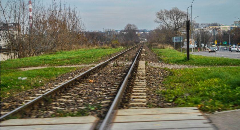 Wiadomości, Obwodnica kolejowa domach mieszkańców - zdjęcie, fotografia