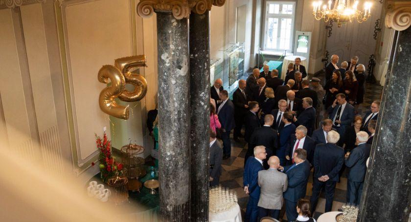 Lokalny biznes, Podlaski Biznesu świętował istnienia - zdjęcie, fotografia