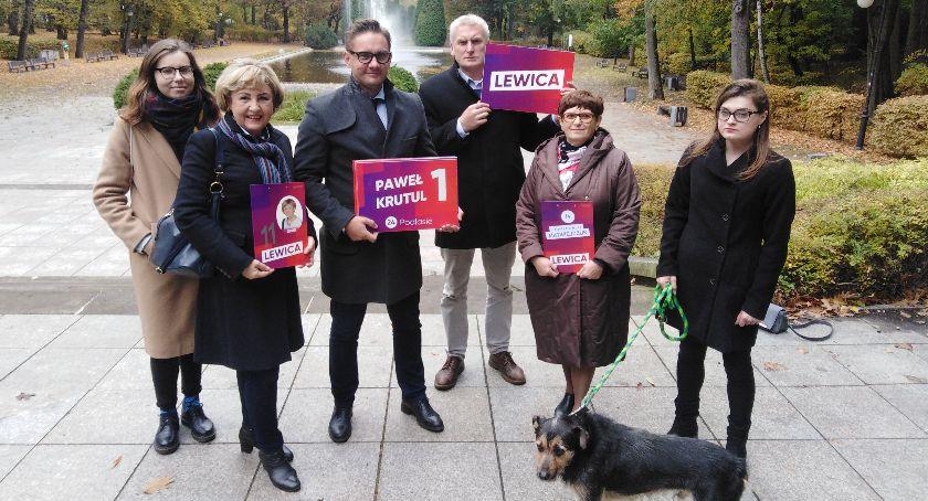 Polityka, Lewica podsumowuje kampanię główne zapewnienia - zdjęcie, fotografia