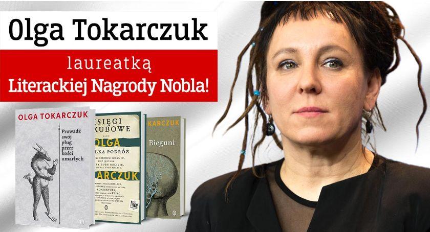 Kultura, Informacja Noblu zelektryzowała sporą grupę Polaków - zdjęcie, fotografia