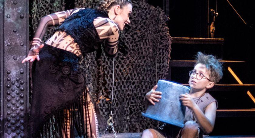 Kultura, deski opery wraca Księga Dżungli - zdjęcie, fotografia