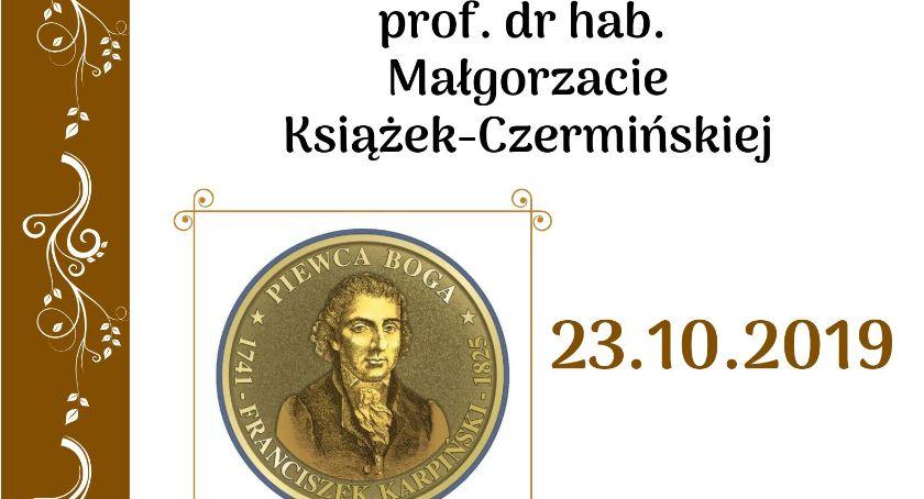 Kultura, Przed wręczenia Ogólnopolskiej Nagrody Literackiej - zdjęcie, fotografia