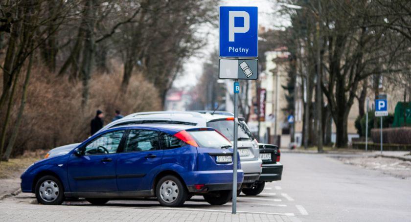 Motoryzacja, Rewolucji strefie płatnego parkowania będzie - zdjęcie, fotografia