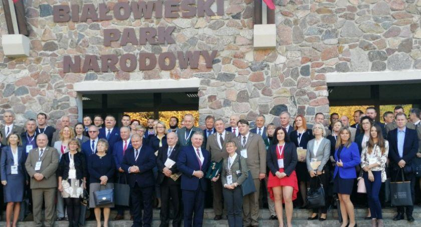 Wiadomości, Eksperci białowieskich obszarach cennych przyrodniczo - zdjęcie, fotografia