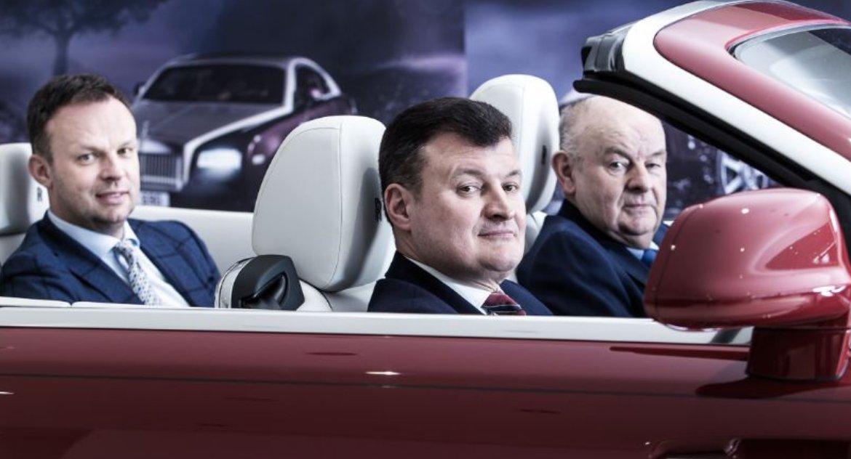 Motoryzacja, Tomasz Białymstoku sprawdza model zarządzania warto było wejść - zdjęcie, fotografia
