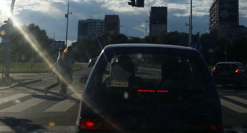 Motoryzacja, skrzyżowaniu światła będą gasły jeszcze połowy listopada - zdjęcie, fotografia