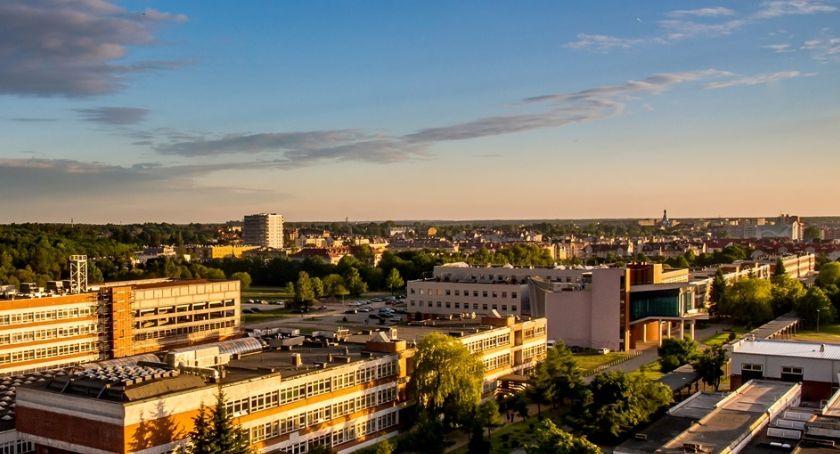 Gospodarka, międzynarodowy projekt badawczy serce Białymstoku - zdjęcie, fotografia