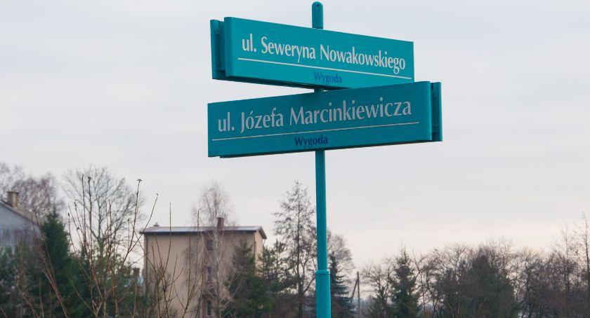 Wiadomości, Mieszkańcy Wygody Bagnówki czekają ulicę Wkrótce będzie budowana - zdjęcie, fotografia